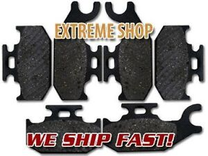 BOMBARDIER-F-R-Brake-Pads-Outlander-330-400-800-NEW