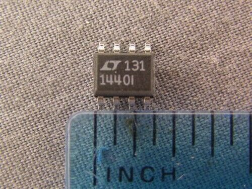 12 Linear LTC1440IS8 Single/ Dual Comparator ICs