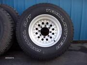 4 Lug Rims and Tires
