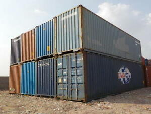 Safe / Secure Storage containers - Oshawa