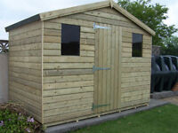 North Street Sheds Ltd We supply and install custom made sheds. Any size!!