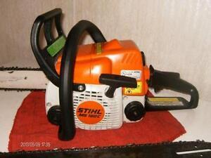 Used Stihl 017 Chainsaw