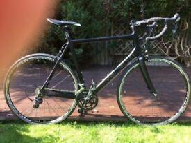 Verenti Insight Ultegra mens road bike 2x10 £1500 new!! carbon frame 59cm large