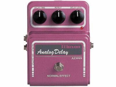 MAXON Analog Delay AD999 Effects Pedal