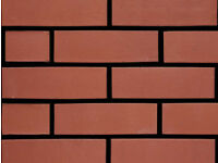 Bricks - new IBSTOCK Cheddar Red smooth wirecut bricks - left over from new build