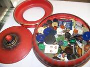 Bakelite Button Lot