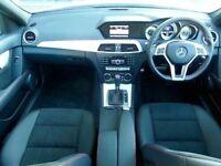 Mercedes-Benz C Class C220 CDI BlueEFFICIENCY AMG Sport Plus 4dr Auto 2.1