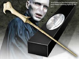 Harry - potter - baguette magique von lord voldemort ausgabe charakter + clip metall