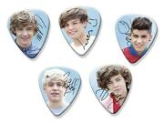 One Direction Guitar Picks