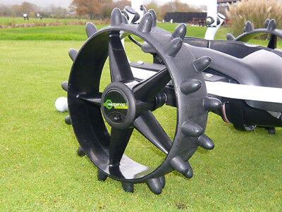 Pro Rider Carrello elettrico da golf RICCIO INVERNALI RUOTE