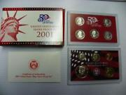 2001 US Proof Set