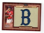2011 Topps Commemorative Patch