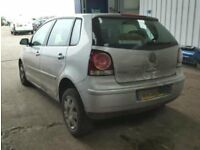 vw polo breaking spares or repair 2003 new shape alloys rear lights