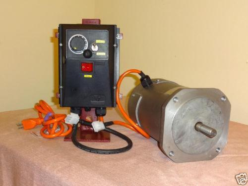 Variable speed lathe motor ebay for How to make a variable speed motor