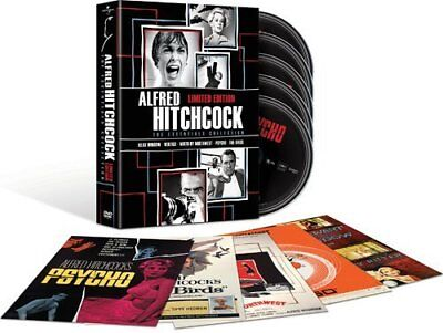 Alfred Hitchcock: The Essentials Collection - Limited Edition New DVD! Ships (Alfred Hitchcock The Essentials Collection Limited Edition)