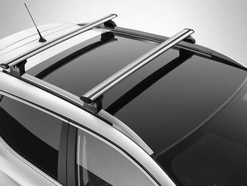 Nissan Qashqai 2014 Roof Rail Cross Bars Load Carrier New