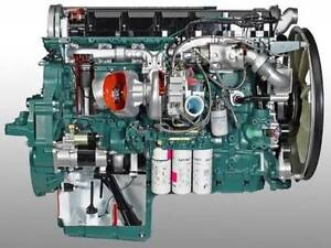 Volvo D11 D12 D13  Daf MX Paccar  Truck Engine Used Maryborough Fraser Coast Preview