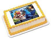 Rio Cake Topper