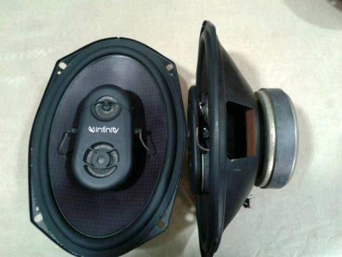 Infinity Kappa 6903i 6x9 High End 3 Way Car Speaker In Aberdeen