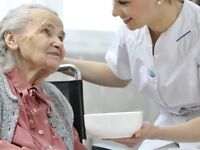 Home care wanted for senior lady