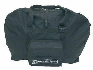 OUTEREDGE BLACK CYCLING FOLDING BIKE CARRY BAG UP TO 20