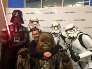 Star Wars 100% Authentic Actors for your Event & Birthday Kitchener / Waterloo Kitchener Area image 3