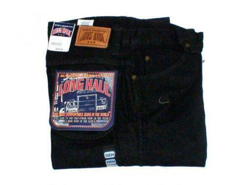High Waisted Mens Jeans
