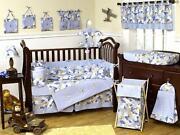 Luxury Crib Bedding