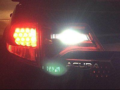 JDM ASTAR 2x 921 912 T10 T15 2835 SMD LED 6000K White Backup Reverse Lights Bulb