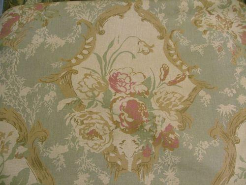 French Country Fabric Ebay