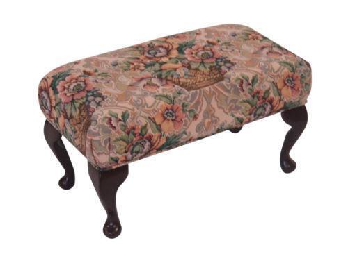 Queen Anne Footstool Ebay