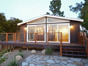 BUILD TO SUIT24X32 mobile home, Hunt camp, workshop or structure