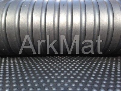 ArkMat Rubber Stable Matting 6ftx4ft 18mm Horse Mats
