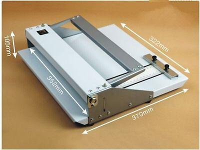 Update A3 Paper Folding Machine Manual Paper Marking Press T
