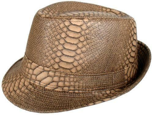Alligator Skin Hat Ebay