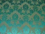 Damask Curtain Fabric