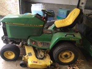 Parts wanted  455 John Deere