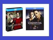 Supernatural Blu Ray