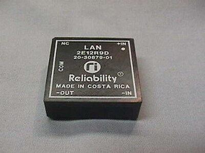4 Reliability Inc 2E12r9d Dc Dc Converters
