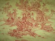 French Country Fabric