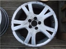 "VOLVO ORESTES - used 17"" alloy wheel"