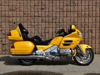 2001 Honda GL1800 GoldWing Stratford Kitchener Area Preview