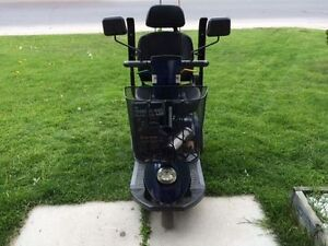 FOR SALE -Fortress Scooter Model 1700 DT ( Blue )