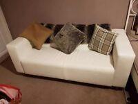 Used Ikea Klippan Sofa - Cream