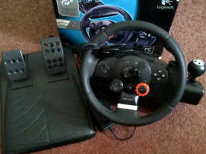 Logitech  PlayStation  Driving Force GT Racing Wheel PS3