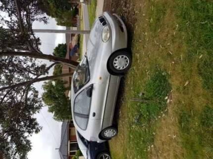 Daewoo lanos SE 1998 1 owner  unregistered no rwc...