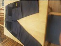 1 x Pair of Regatta Hardwear TRJ335 Mens Work Trousers