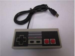 2 NES USB Retro Gaming Controllers