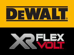 BRAND NEW DeWALT Battery - 20V XR & 60V FLEXVOLT Batteries