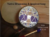 Native Drumming & Inspired Song Healing